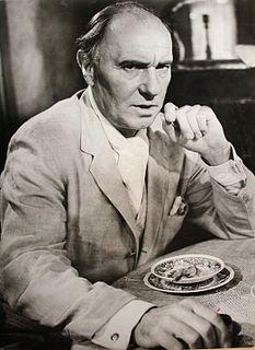 Ralph Richardson, roles and awards