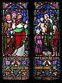 Richmond St Matthias windows 006 For Such is the Kingdom of Heaven.jpg