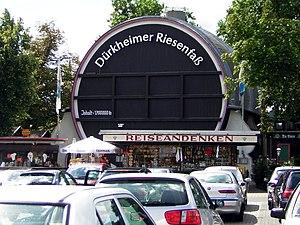 Das Bad Dürkheimer Riesenfass