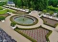 Rigny-Ussé Château d'Ussé Jardin 6.jpg