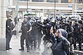 Riot Police Shooting Less-Lethal Weapon (49954873092).jpg
