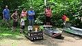 Riverfest 2014- Cardboard Boat Race (15990232971).jpg