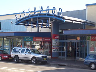Riverwood, New South Wales - Riverwood Plaza