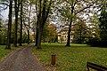 Rožnov pod Radhoštěm - Lázenská - Park - View East.jpg