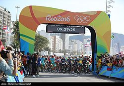 Road cycling at the 2016 Summer Olympics 1.jpg