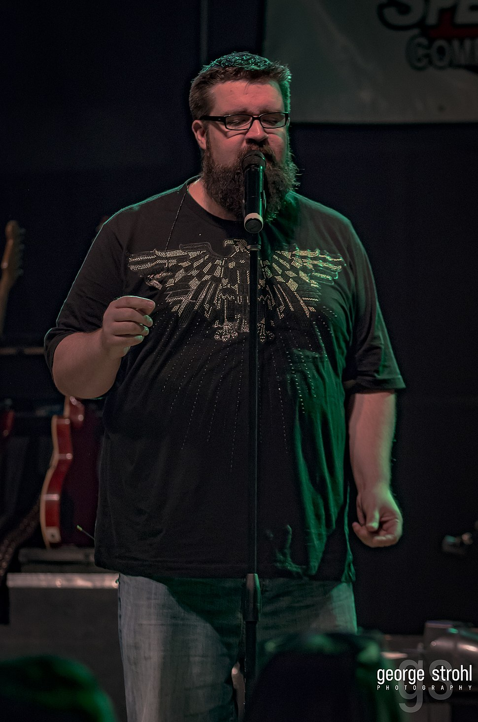 Rob Lundquist, Decatur Celebration Party