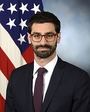 Under Secretary of Defense for Policy - Image: Robert S. Karem