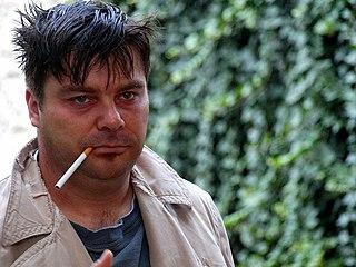 Robert Ugrina Croatian actor and comedian