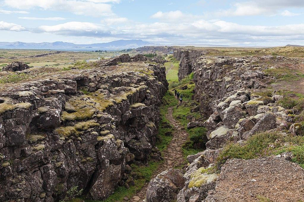 Roca de la Ley, Parque Nacional de Þingvellir, Suðurland, Islandia, 2014-08-16, DD 022.JPG
