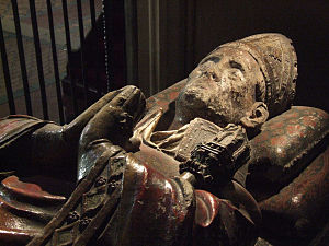 John Sheppey - Rochester Cathedral - Tomb of John de Sheppey