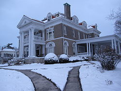 Rockcliffe Mansion - Exterior - Winter.jpg