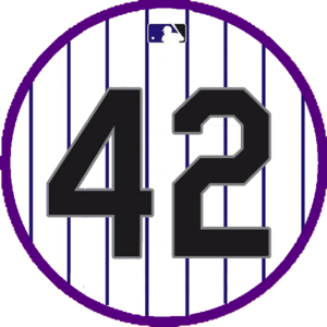 Colorado Rockies - Image: Rockies Retired 42