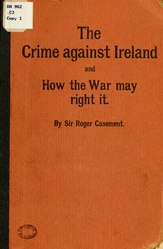 Ruairí Mac Easmainn: The crime against Ireland and how the war may right it