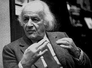 Rolf Liebermann - Rolf Liebermann, by Claude Truong-Ngoc (1980)