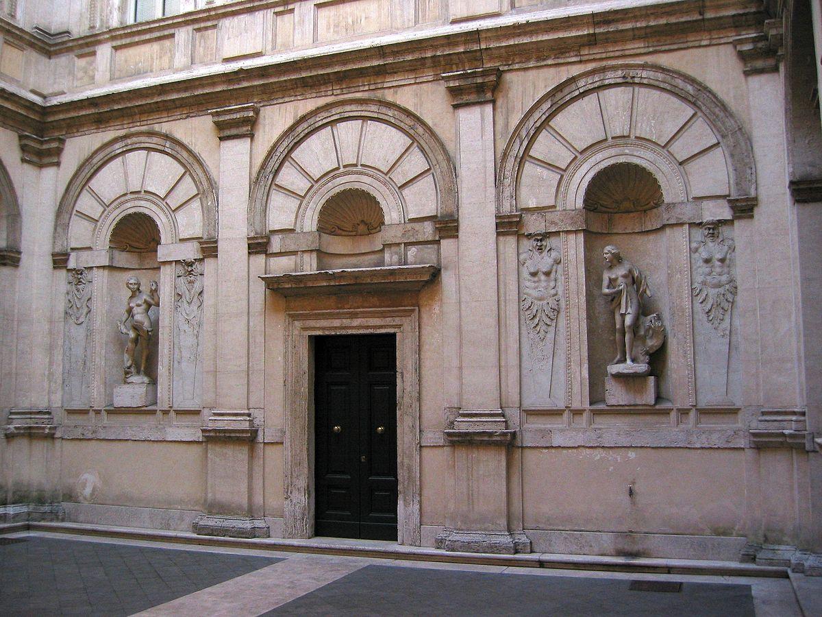 Via Del Sansovino In Ztl Florence Rental Car