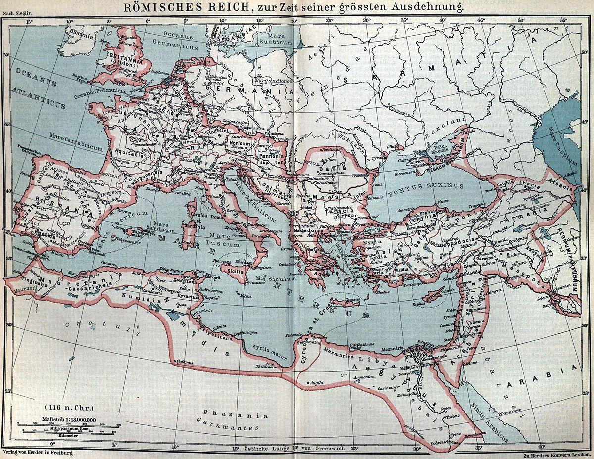 Rome Karten