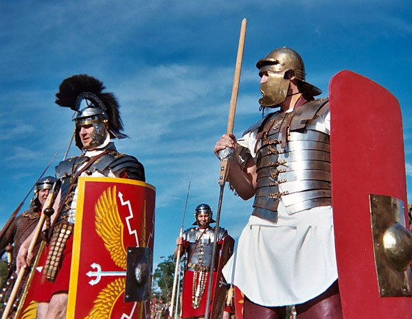 Roman army in nashville