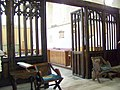 Rood Screen, The Church of St Mary and St Melor, Amesbury - geograph.org.uk - 896834.jpg