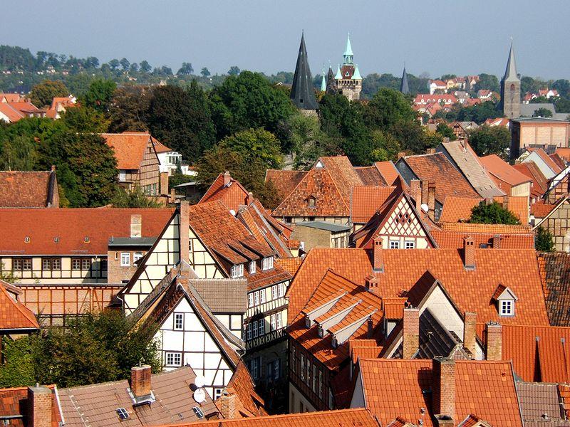 Quedlinburger Altstadt