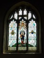 Ropsley St Peter's stained window to Philip Dales.jpg