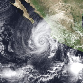 Hurricane Rosa (1994) Category 2 Pacific hurricane in 1994