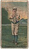 Roseman, New York Metropolitans, baseball card portrait LCCN2007680792.jpg