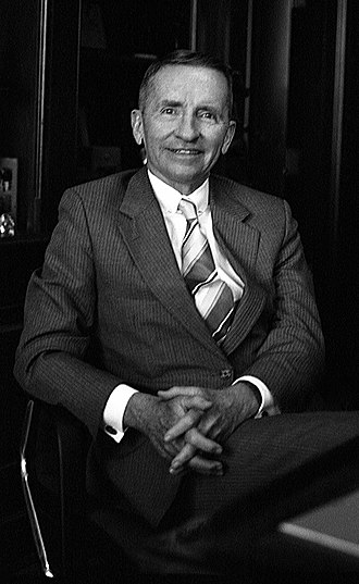 United States presidential election, 1992 - Businessman Ross Perot from Texas