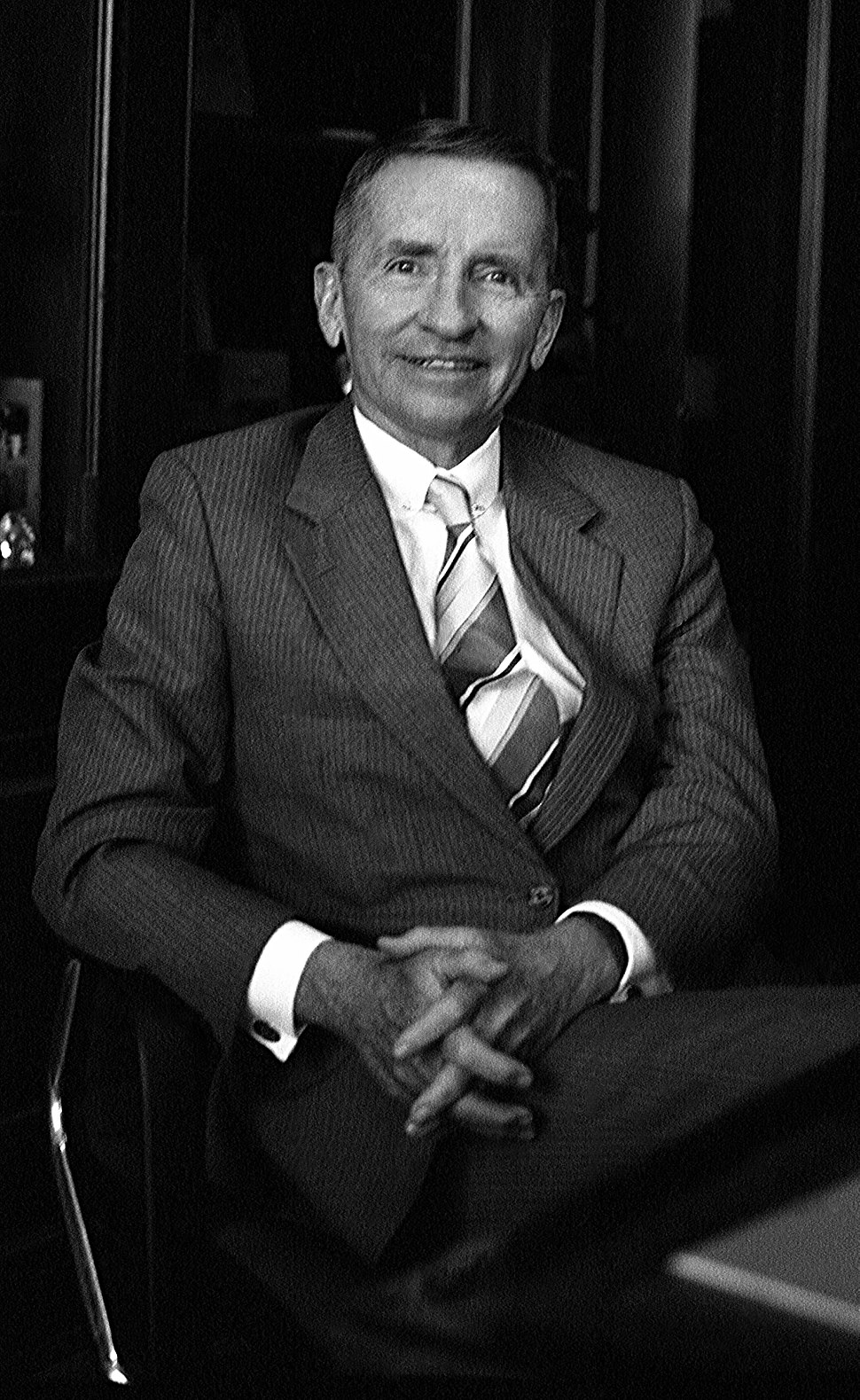 Ross Perot 7 Allan Warren