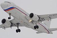 VQ-BAV - A319 - Rossiya