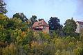 Rothenburg ob der Tauber, Panorama Alte Burg, Gartenhaus-001.jpg