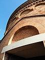 Rotonda della Madonna del Monte - sopra all'entrata.jpg