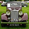 Rover 14hp Sports Saloon (1935) (8036590543).jpg