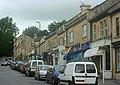 Row of shops in Chelsea Road, Lower Weston, Bath - geograph.org.uk - 899382.jpg