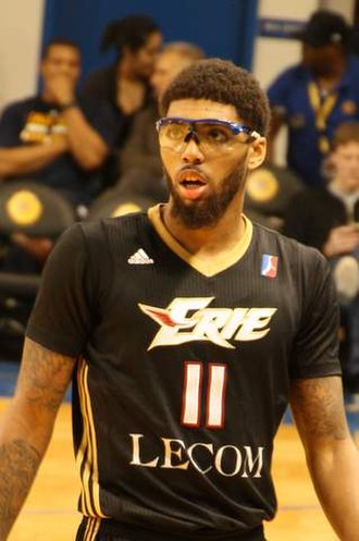 Devyn Marble - Marble with the Erie BayHawks in 2016