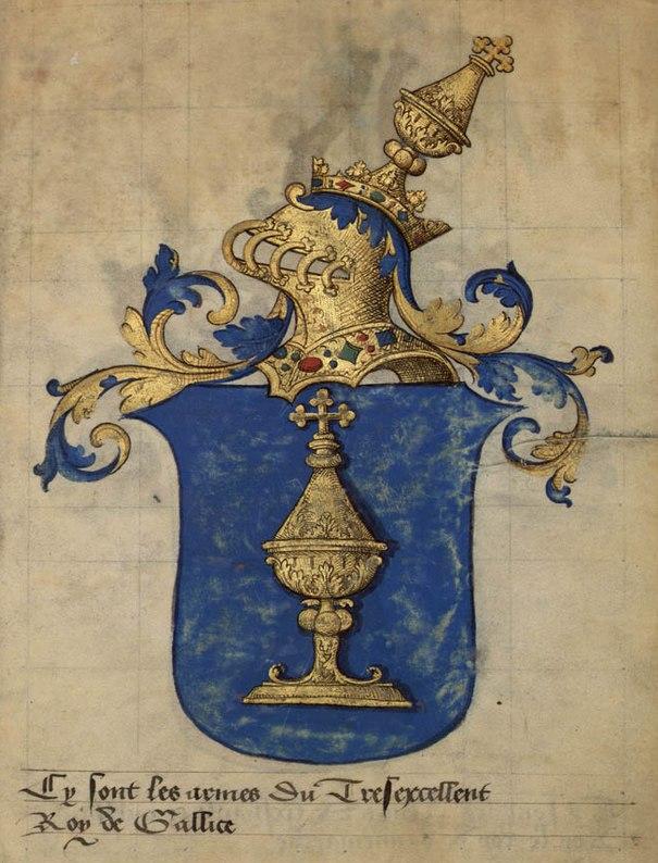 Roy de Gallice