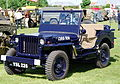 Royal Navy Jeep, Duxford Military Vehicles Day and MAFVA Nationals 2012. (7416369144).jpg
