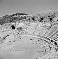 Ruïne van een theater uit de Romeinse tijd, Bestanddeelnr 255-2598.jpg
