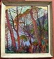 Rubaldo merello, pineta o alberi sul mare, 1910-14.JPG