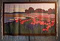 Rudolf schlattauer per manifattura morava di arazzi, tappeto-arazzo con papaveri, 1910 ca.jpg