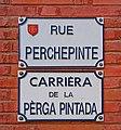 Rue Perchepinte (Toulouse) - plaques.jpg