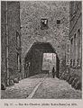 Rue des chantres (cloître Notre-Dame) en 1820.jpg