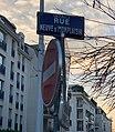 Rue neuve de Monplaisir (Lyon) - panneau de rue.jpg