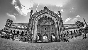 Rumi Darwaza - Rumi Darwaza in Lucknow