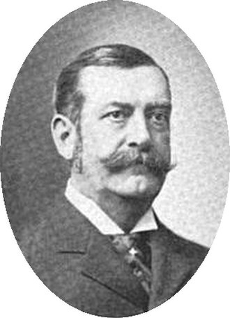 La Russell, Missouri - Russell Harding, 1900 CE. He succeeded W.B. Doddridge as General Manager of the Missouri Pacific Railway at the end of the 19th century. Russell Harding was born in Springfield, Massachusetts in 1856, and began his railroad career in 1870. La Russell, Missouri, was named in his honor in 1903.