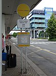 Ruzyně, letiště, zastávka Student Agency.jpg