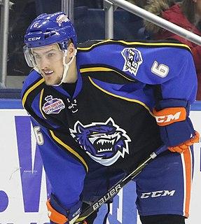 Ryan Pulock Canadian ice hockey player