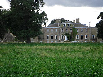 Roger Pratt (architect) - Ryston Hall, Norfolk