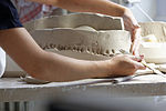 Sèvres - Plâtre - fabrication d'un moule 038.jpg