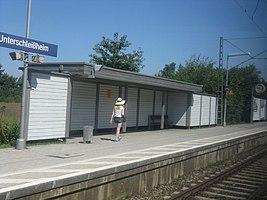S-Bahnhof Unterschleissheim (S-Bahn station, Unterschleissheim) - geo.hlipp.de - 26528.jpg