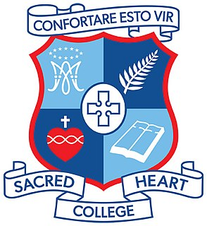 Sacred Heart College, Auckland State-integrated school